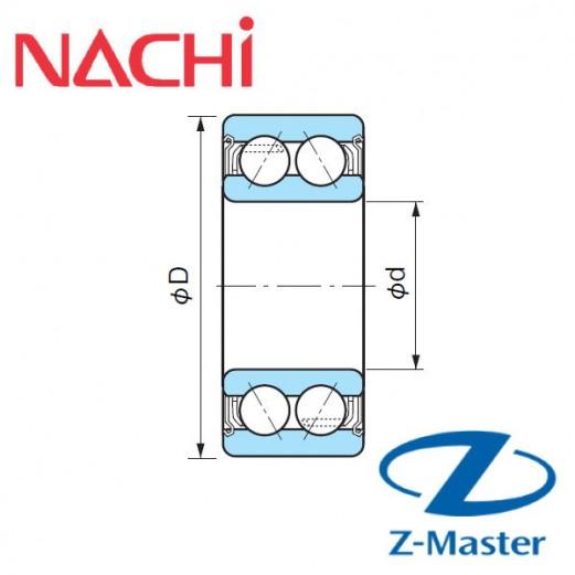 5202-ZZ подшипник Nachi