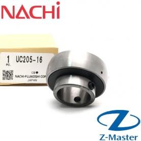 UC205-16 подшипник Nachi для узла